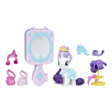 Playset Hasbro My Little Pony: The Movie Rarity Mirror Boutique E0187