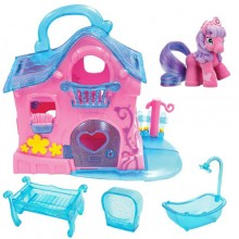 Playset Dracco Filly Royale Heart House FL 136027