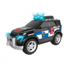 Vehicle Halsall Teamsterz Light and Sound Police Jeep HL 1416397