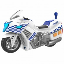 Vehicle Halsall Teamsterz Light and Sound Mini Motorbike HL 1416563
