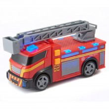 Vehicle Halsall Teamsterz Light and Sound Mini Fire Truck HL 1416565