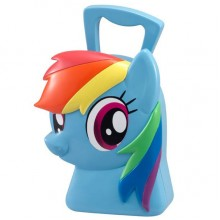 Playset Halsall My Little Pony Rainbow Dash Hair Styling Case HL 1680805