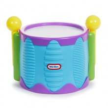 Musical Toy Little Tikes Tap-a-Tune Play Drum LT 643002