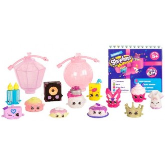 Figures Moose Toys Shopkins Season 7 Join the Party 12 Pack ME 56355