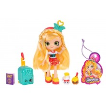 Doll Moose Toys Shopkins Shoppies World Vacation (Europe) Spaghetti Sue Visits Italy ME 56417