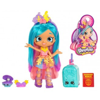 Doll Moose Toys Shopkins Shoppies World Vacation Coralee Visits Australia ME 56421