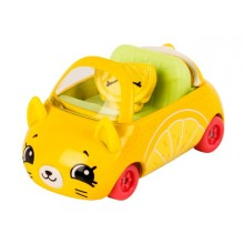 Playset Moose Toys Shopkins Series 1 Cutie Cars Lemon Limo ME 56742