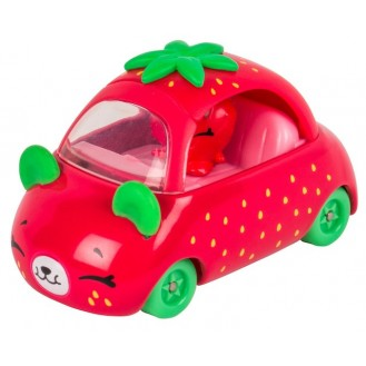Playset Moose Toys Shopkins Series 1 Cutie Cars Strawberry Speedy Seeds ME 56952