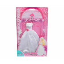Wedding Fashion Simba Toys Steffi Love Dress 1 SB 1167