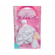 Wedding Fashion Simba Toys Steffi Love Dress 2 SB 1167