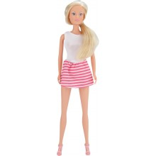Doll Simba Toys Steffi Love Urban Fashion Striped Skirt SB 3471