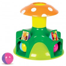 Baby Toy Tomy Play to Learn Post 'n' Pop TM 71609