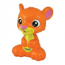 Baby Toy Tomy Peek A Boo Lion Cub TM 72031