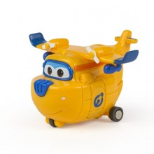 Figure Auldey Toys Super Wings Transform-a-Bots Donnie TW 710020