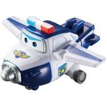 Figure Auldey Toys Super Wings Transform-a-Bots Paul TW 710050