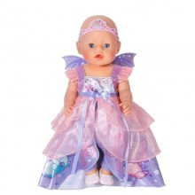 Interactive Doll Zapf Baby Born Wonderland Fairy Rider ZF 824191