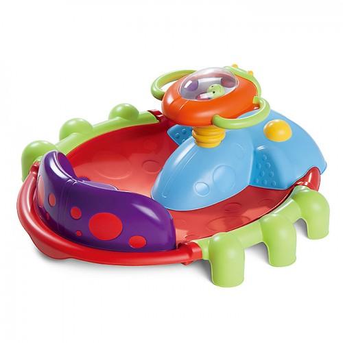 Interactive Toy Little Tikes Activity Garden Rock N Spin Lt 631993