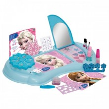 Makeup Set for Girls Giochi Preziosi Frozen Crystal Vanity GP 18535
