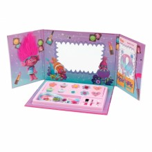Makeup Set for Girls Giochi Preziosi Trolls Artist Book GP TRL07