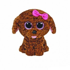 702b77e4f37 Soft Toy Ty Inc. Beanie Boos Brown Dog Maddie MR 36157