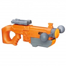 Toy Weapon Hasbro Nerf Super Soaker Chewbacca Bowcaster B4446