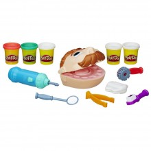 Modeling Compound Hasbro Play-Doh Doctor Drill 'n Fill Retro Pack B5520