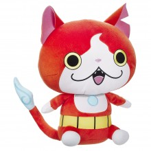 Soft Toy Figure Hasbro Yo-kai Watch Jumbo Jibanyan B7501