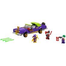 Building Bricks Lego Batman Movie The Joker™ Notorious Lowrider LE 70906