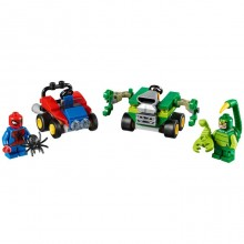 Building Bricks Lego Marvel Super Heroes Mighty Micros: Spider-Man vs. Scorpion LE 76071