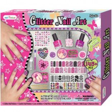 Glitter Nail Polish Hot Focus Jumbo Set