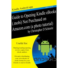 Guide to Opening Kindle eBooks (.mobi) - e-Books