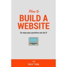 How to Build a Website - e-Books