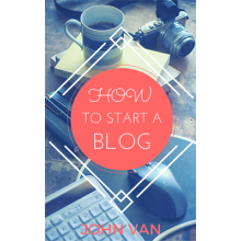How to Start a Blog:Wordpress - e-Books