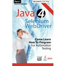 Java 4 Selenium WebDriver: Beginner - e-Books
