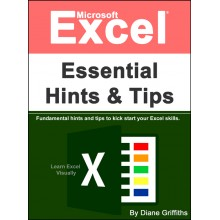 Microsoft Excel Essential Hints and Tips - e-Books