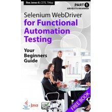 Selenium WebDriver for Functional Automation Testing - e-Books