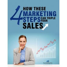 The Four Step Marketing Plan - e-Books