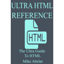 Ultra HTML Reference - e-Books