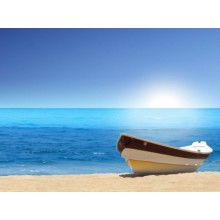 Boat Sea Beach Wallpapers - Photography for Download