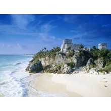 Mayan Ruins Mexico Beach Wallpapers - Photography for Download
