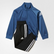 Sweatsuit kid`s Adidas Little Knitted 334