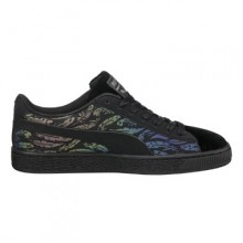 Sports Women`s Shoes Puma Basket Swan