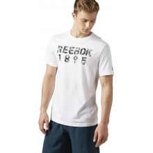 Sports men`s T-shirt Reebok Tape Tee 236