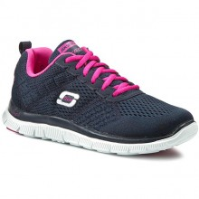 Sports Women`s Shoes Skechers Flex Appeal 12/NVPK