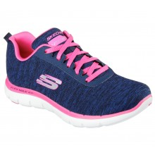 Sports Women`s Shoes Skechers Flex Appeal 2.0 NVPK