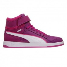 Sports Kid`s Shoes Puma Liza Mid J