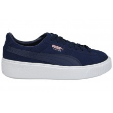 Sports Kid`s Shoes Puma Suede Platform Jr