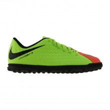Sports Kid`s Shoes Nike Jr Hypervenomx Phade III TF