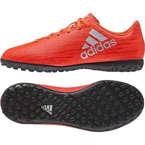 Sports Kid`s Shoes Adidas X 16.4 TF J 91a04cd49a58e