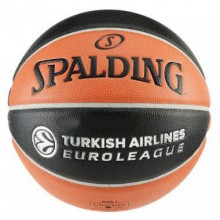 Basketball ball Spalding Euroleague Official Game